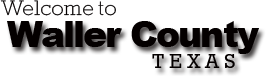 Waller County logo