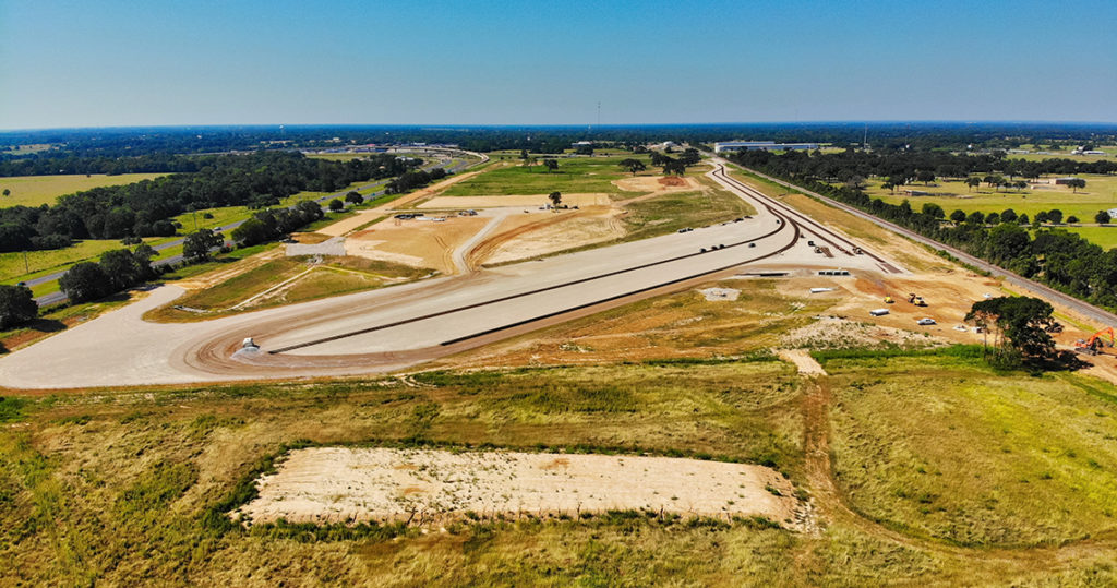 RCR Hempstead Logistics Park, July 2019