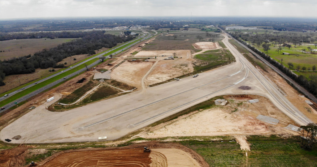 RCR Hempstead Logistics Parks January 2020