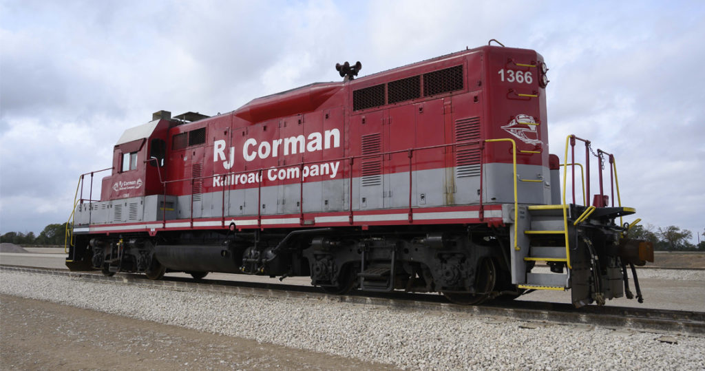 R. J. Corman Switching Co. Engine